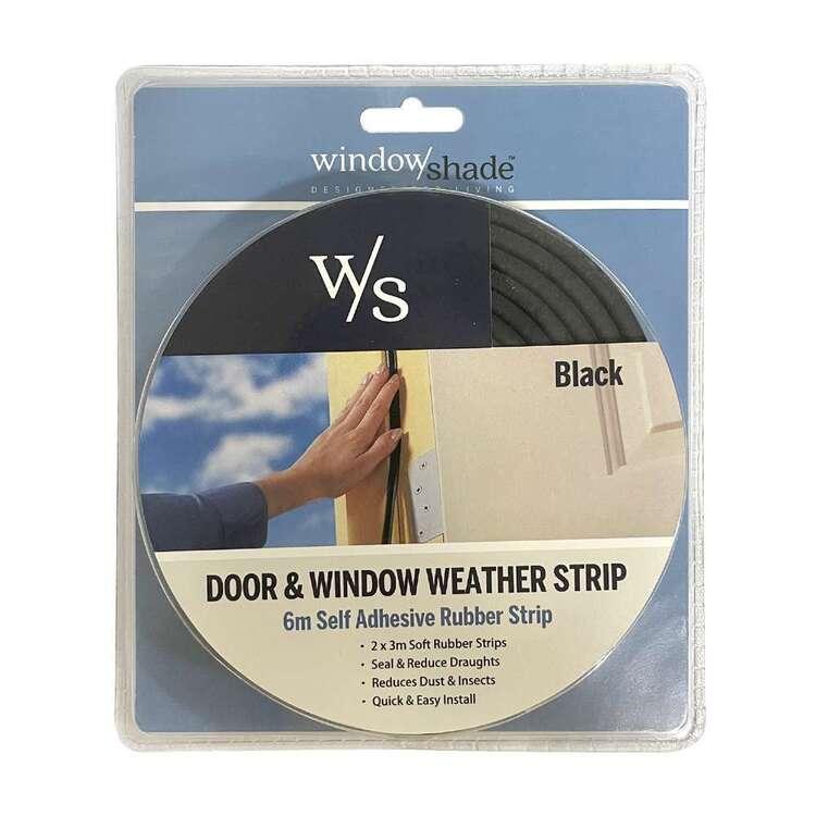 Windowshade Door & Window Weather Strip