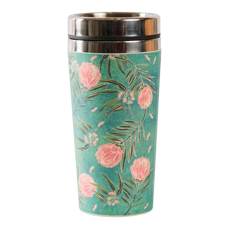 Dine By Ladelle Protea Travel Mug