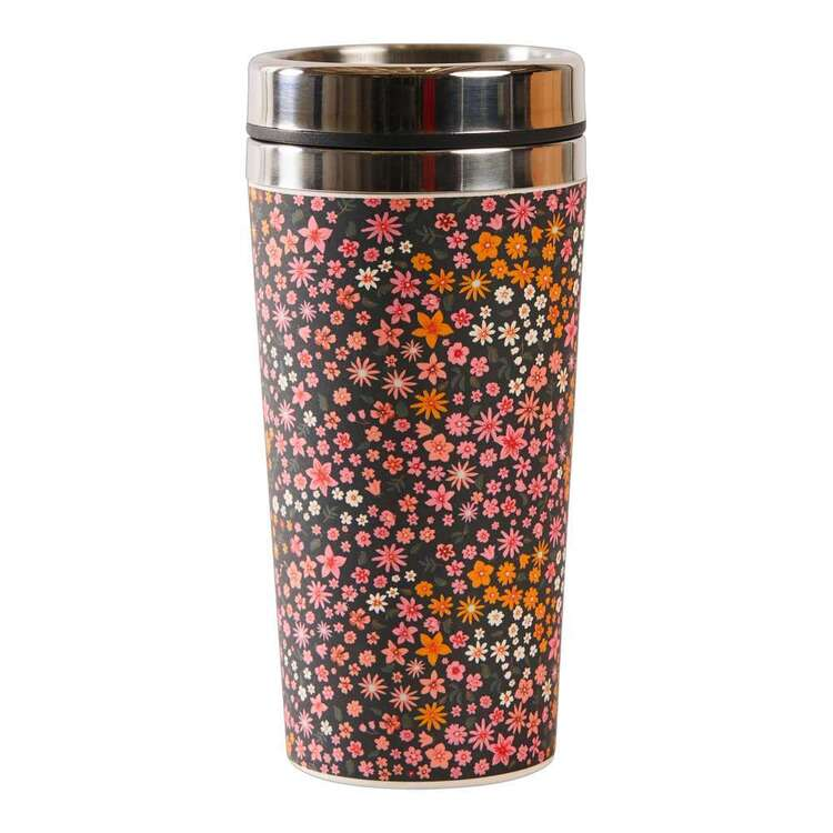 Dine By Ladelle Bouquet Travel Mug