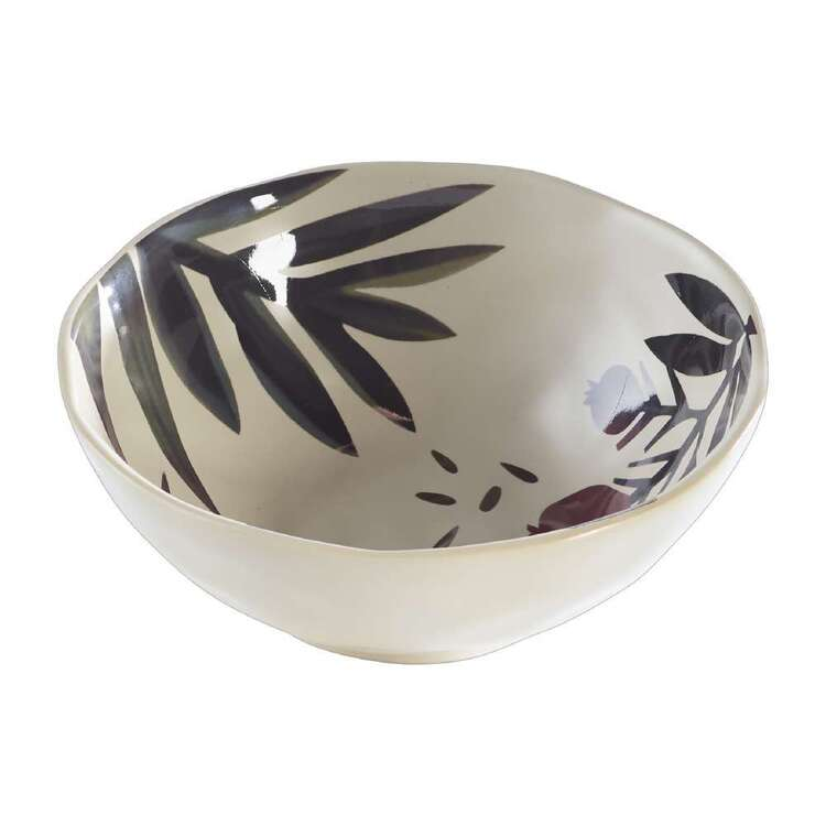Dine By Ladelle Autumn Leaves Mini Bowl