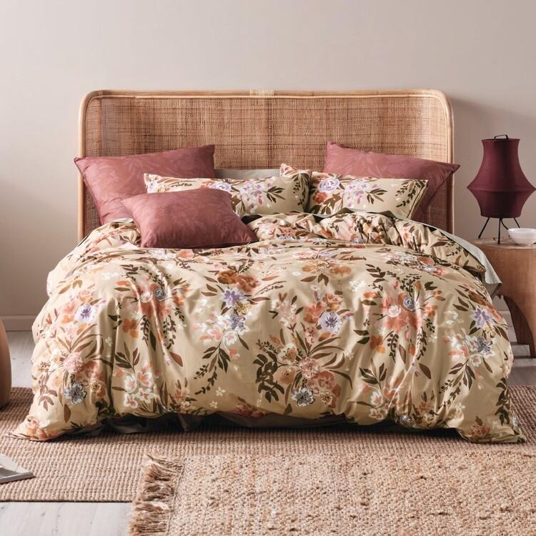 Linen House Everleigh Quilt Cover Set