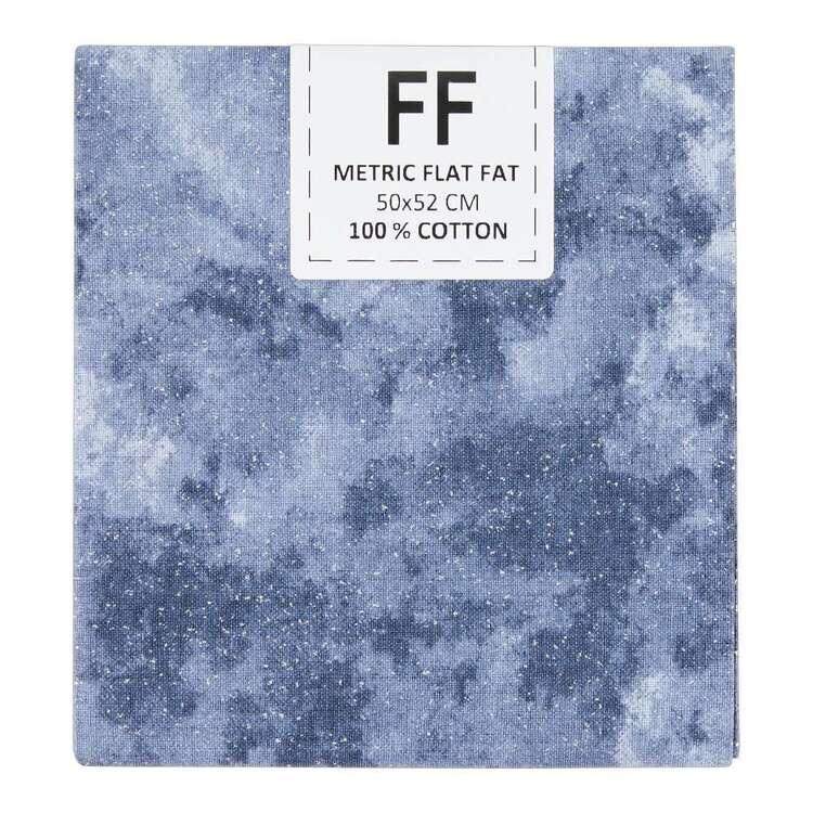 Sparkle Blender Cotton Flat Fat