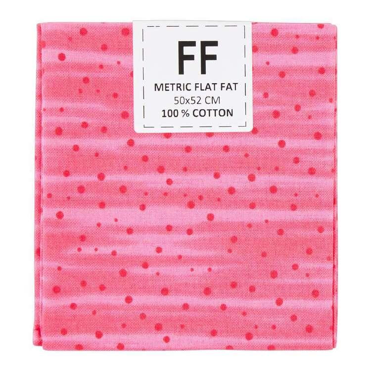 Waterfall Blender Cotton Flat Fat