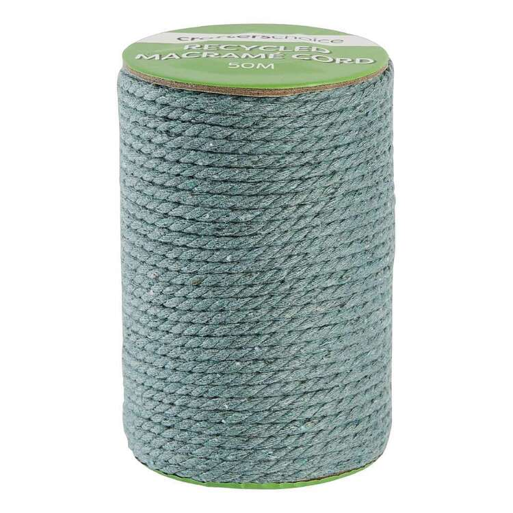Crafters Choice Aqua Recycled Twist Cotton