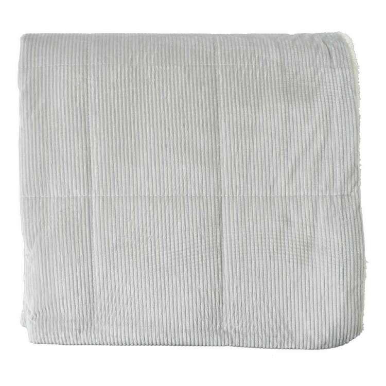 KOO Chunky Cord Blanket