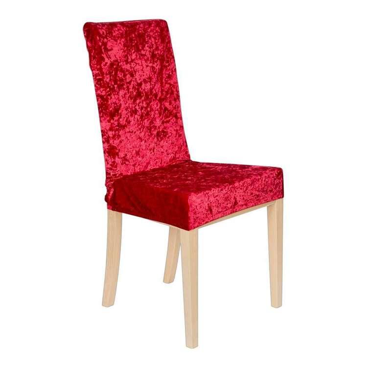 Ardor Bastille Velvet Chair Cover