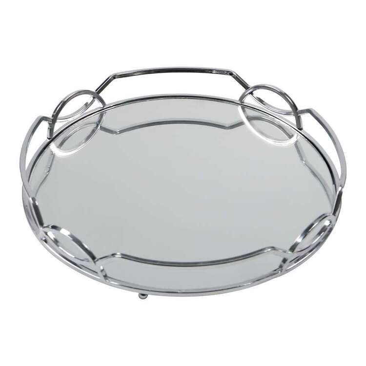 Ombre Home Classic Chic Metal Tray
