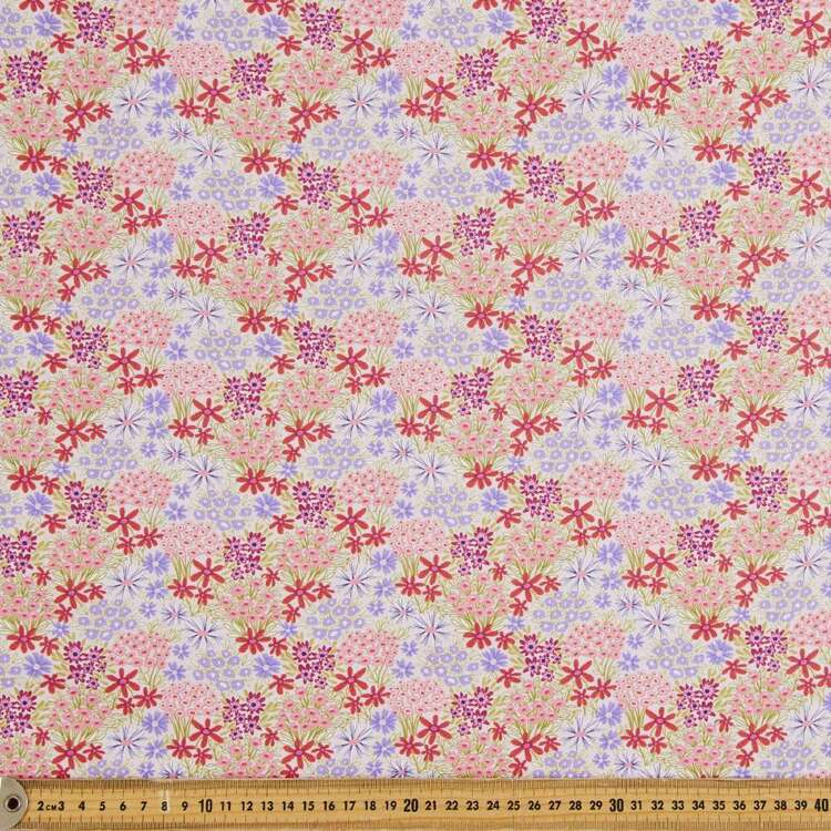 Kirsten Katz Viola Ditsy Days Cotton Fabric