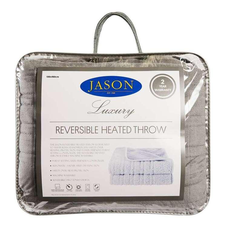 Jason Reversible Heated Throw