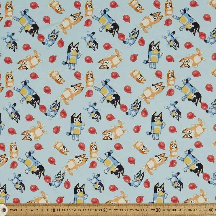 Bluey & Bingo Cotton Spandex Fabric