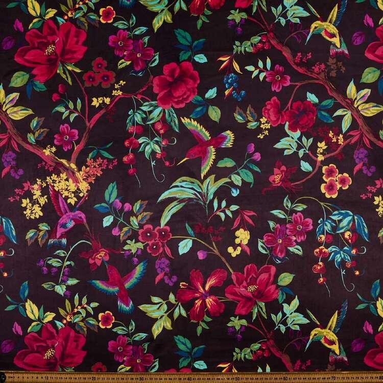 Galena Elara Bird 150 cm Upholstery Velvet