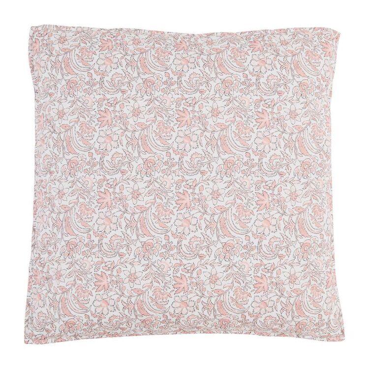 KOO Boho Quilted European Pillowcase