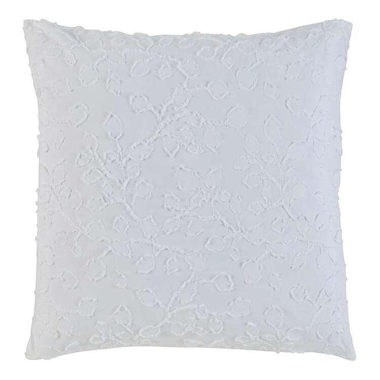 White Home Tahlia European Pillowcase