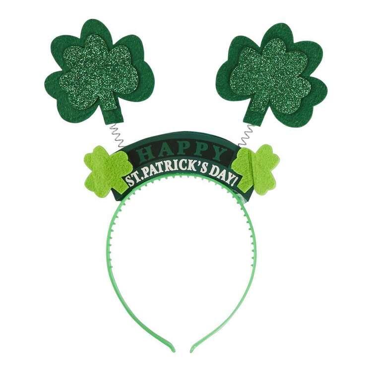 Spartys St. Patrick's Day Shamrock Bopper