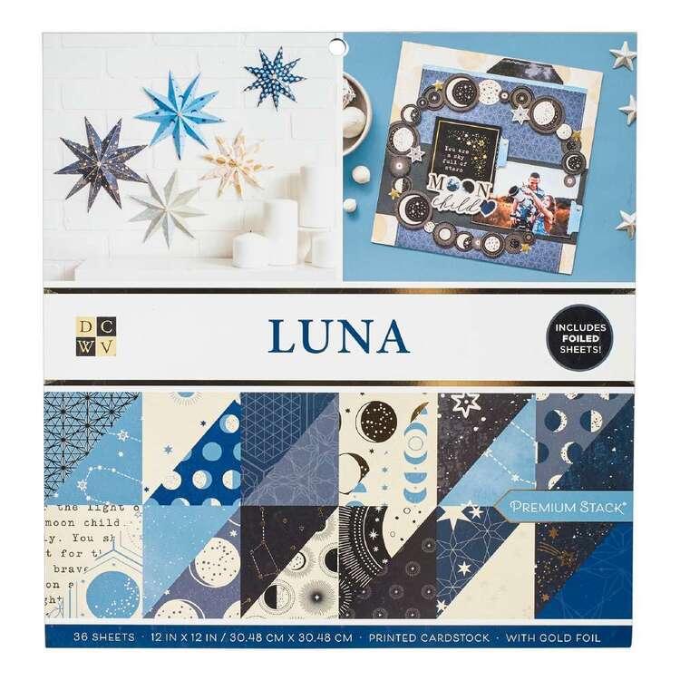 Die Cuts With A View Luna Paper Pad