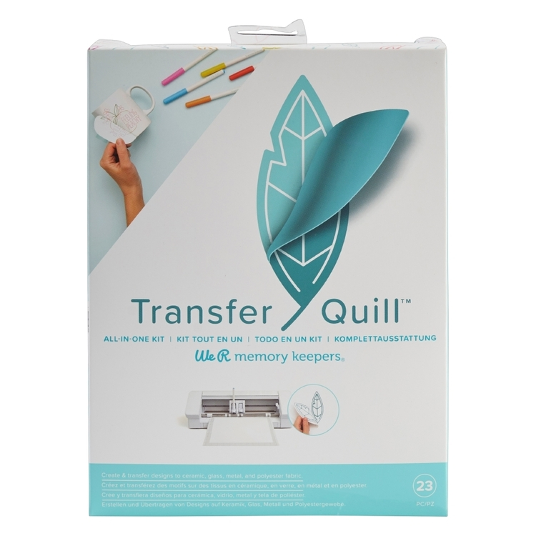 We R Memory Keepers Transfer Quill Kit