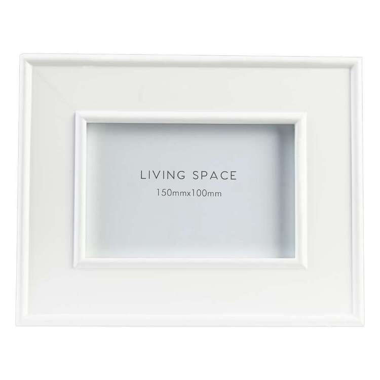 Living Space Wide Edge Photo Frame