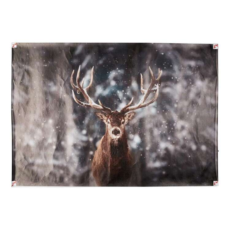 Cooper & Co Cocoon Comfort Deer Framed Print