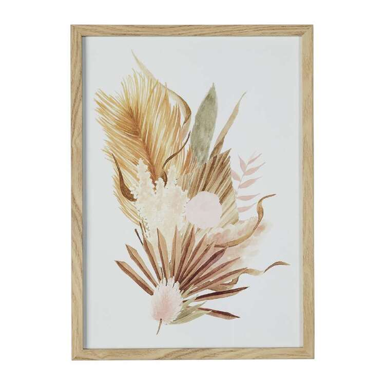 Cooper & Co Cocoon Comfort Water Colour Foliage #1 Framed Print