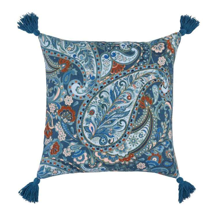 Koo Isora Embroidered Cushion