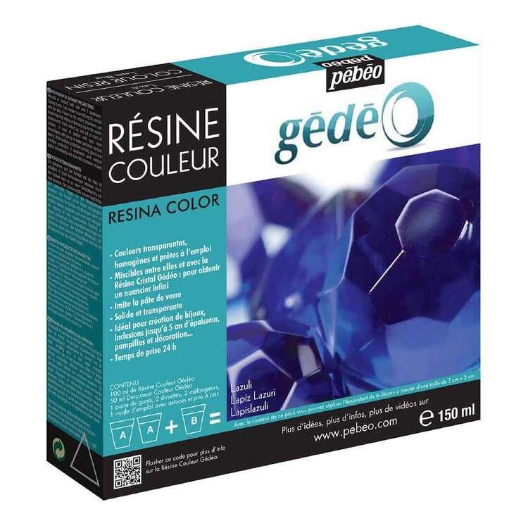 Pebeo Gedeo Colour Resin Kit 150 ml