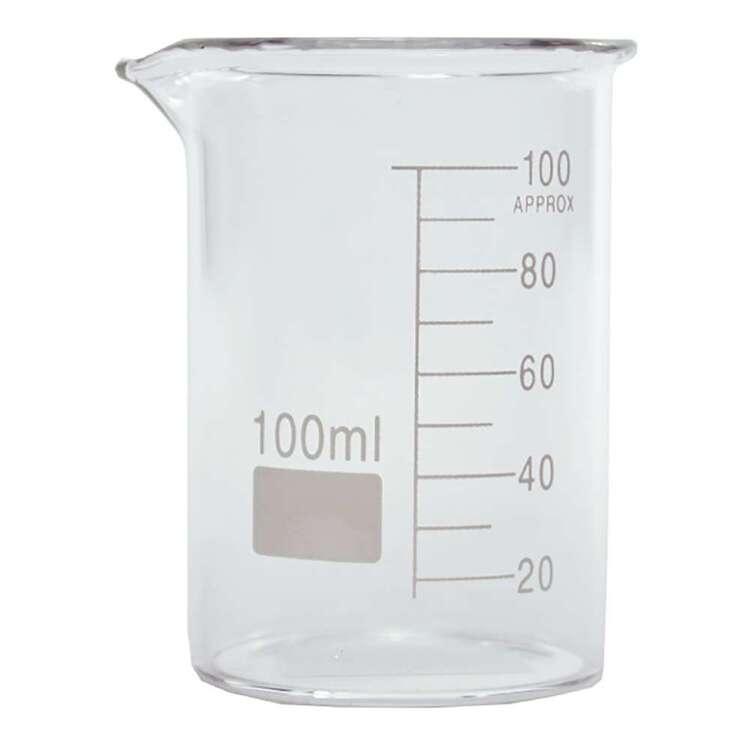 Kates Kitchen 100mL Glass Flask