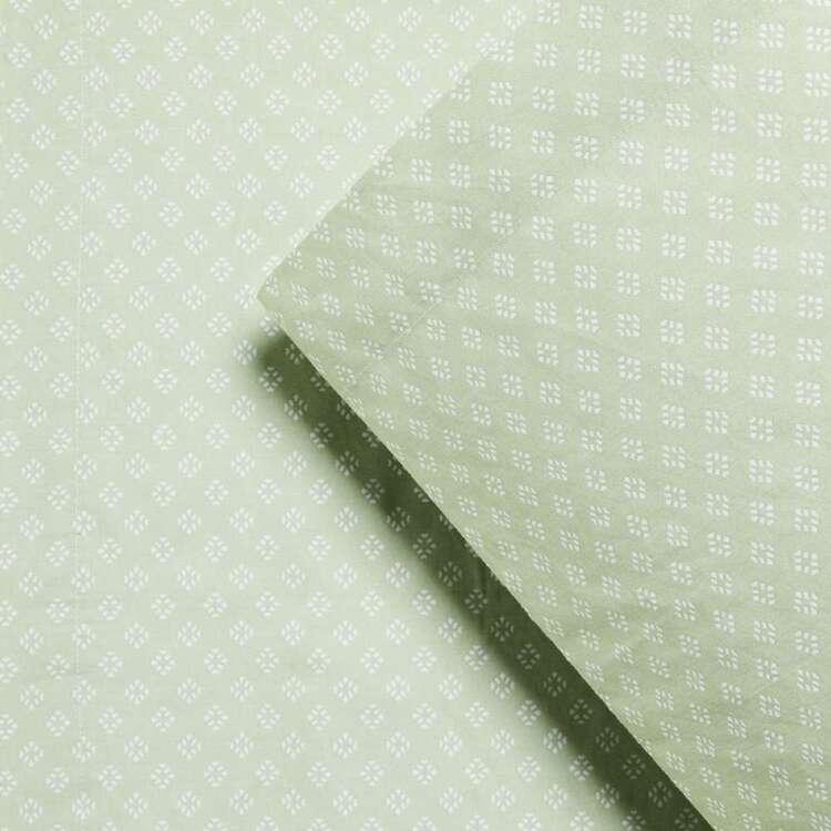 KOO Adah Printed Wash Cotton Standard Pillowcase