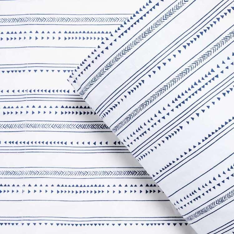 KOO Daneta Printed Wash Cotton Standard Pillowcase