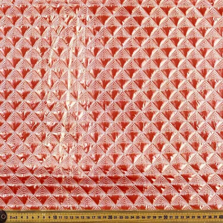 Shimmertime Puffer Fabric