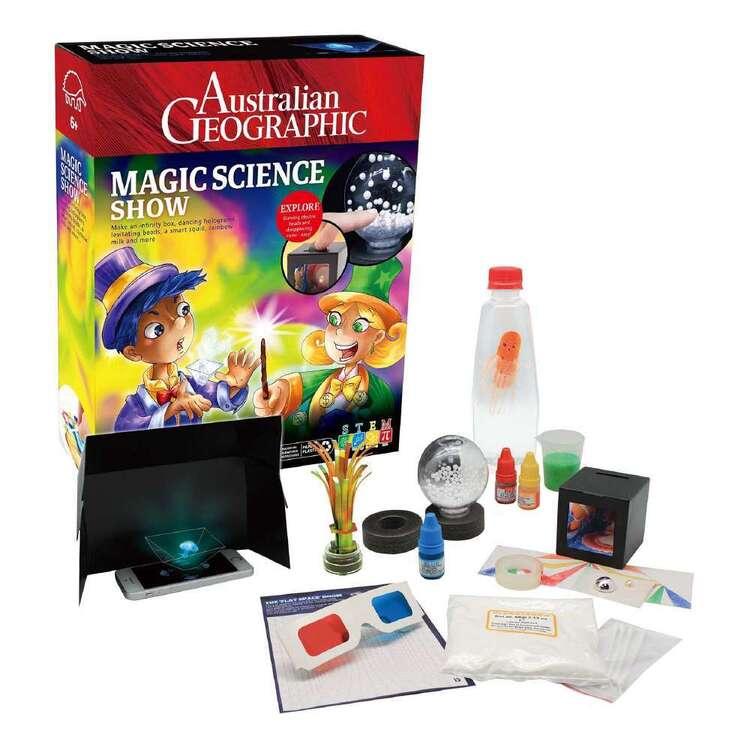 Australian Magic Science Show Geographic Kit