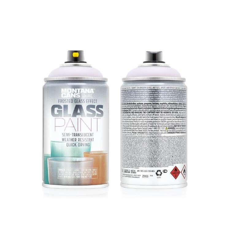 Montana Cans Glass Paint Spray