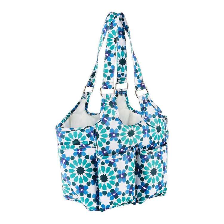 Crafters Choice Geo Printed Craft Bag