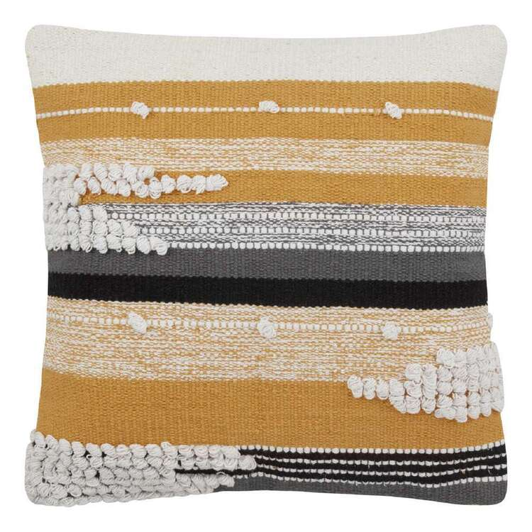 Bouclair Japandi Josie Jacquard Cushion