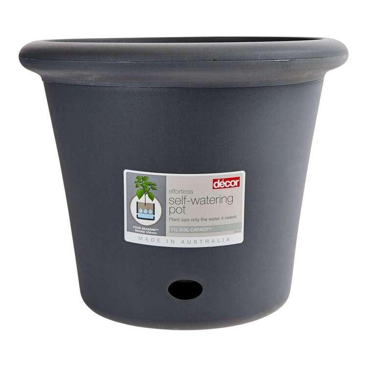 Décor Four Seasons Self Watering Planter Pot