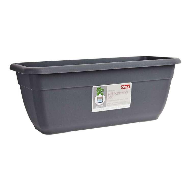 Décor Sorrento Self Watering Oblong Planter Pot