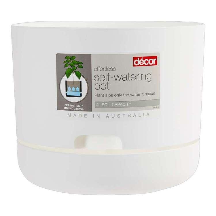 Décor Springtime 215 mm Self Watering Planter Pot