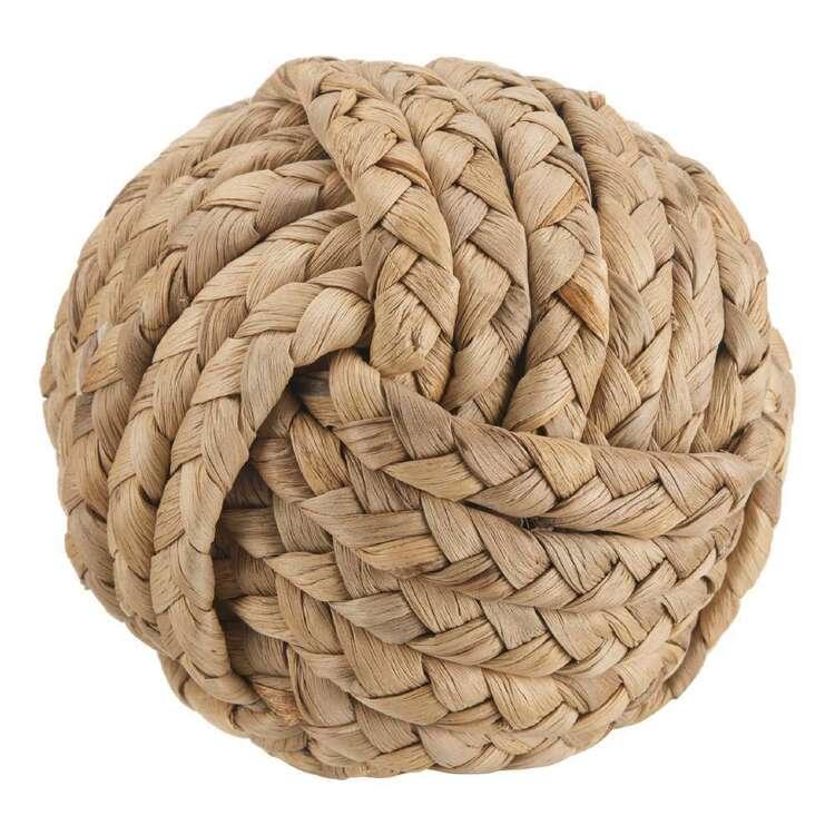 Bouclair Japandi Rattan Decorative Ball