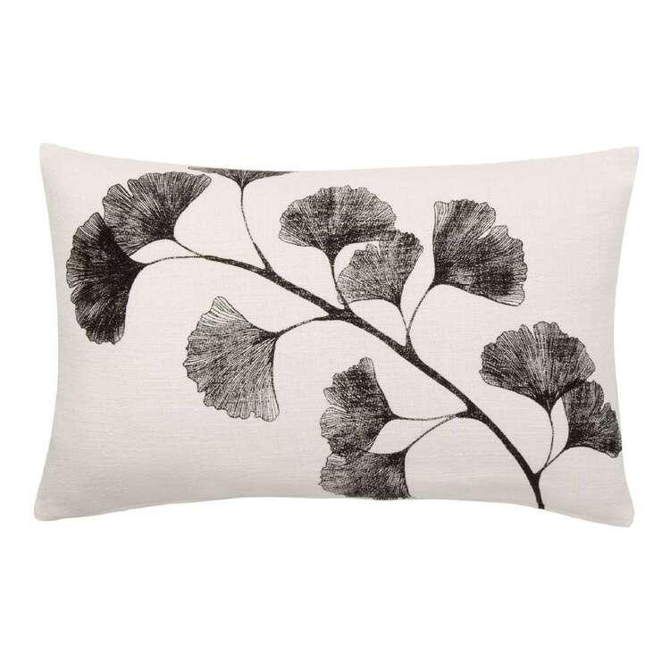 Bouclair Japandi Keller Print Cushion