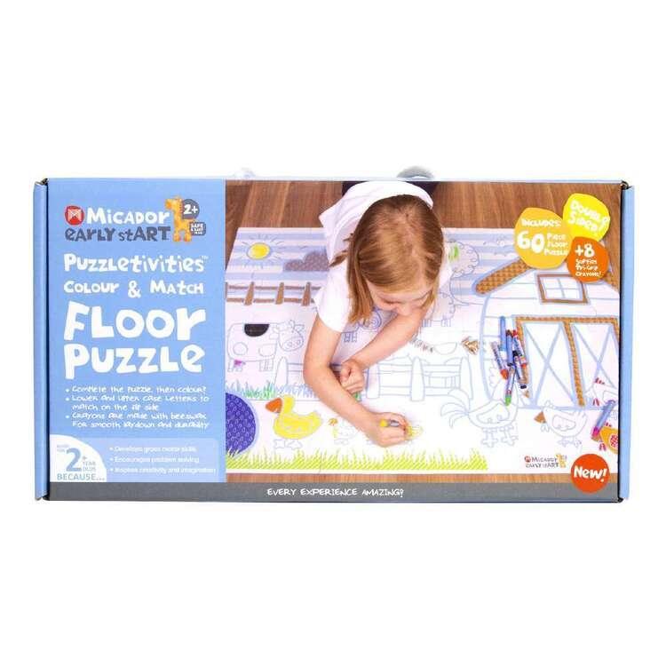 Micador Early stART Barnyard Floor Puzzle
