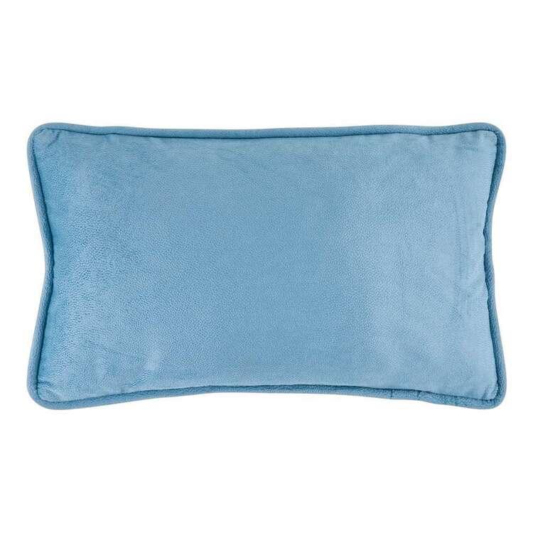 Koo Lense Embossed Velvet Cushion