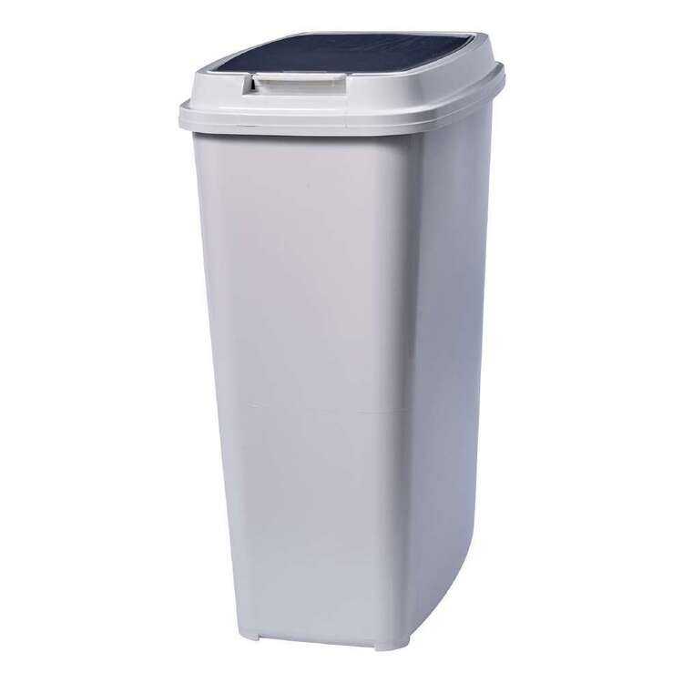 Willow 30L Touch Top Tidy Bin
