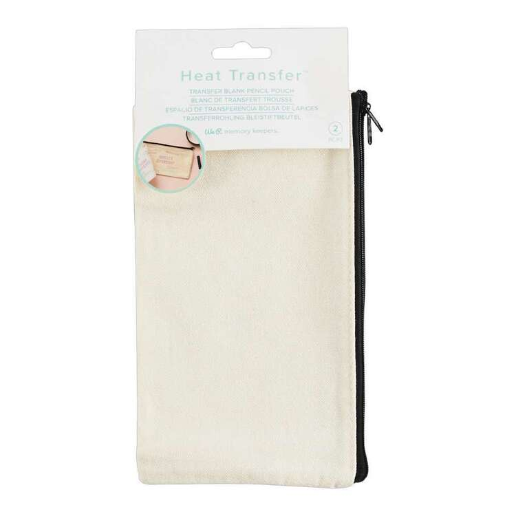 We R Memory Keepers 2 Pack Transfer Quill Blank Pencil Case