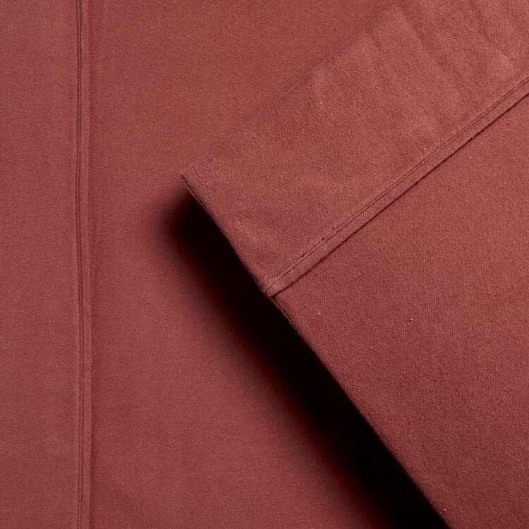 KOO Elite Flannelette Sheet Set