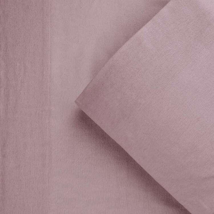 Brampton House Flannelette Flat Sheet