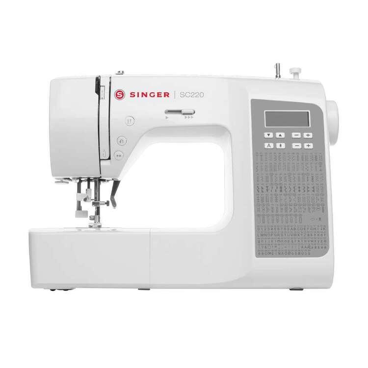 Singer SC220 Sewing Machine
