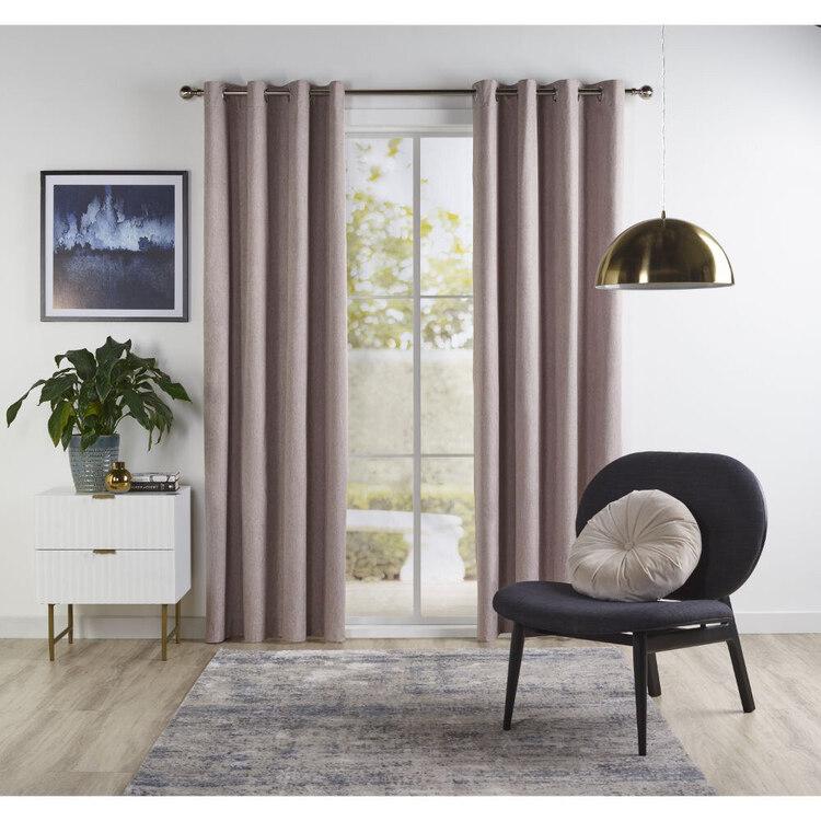 Brampton House Buller Eyelet Curtains