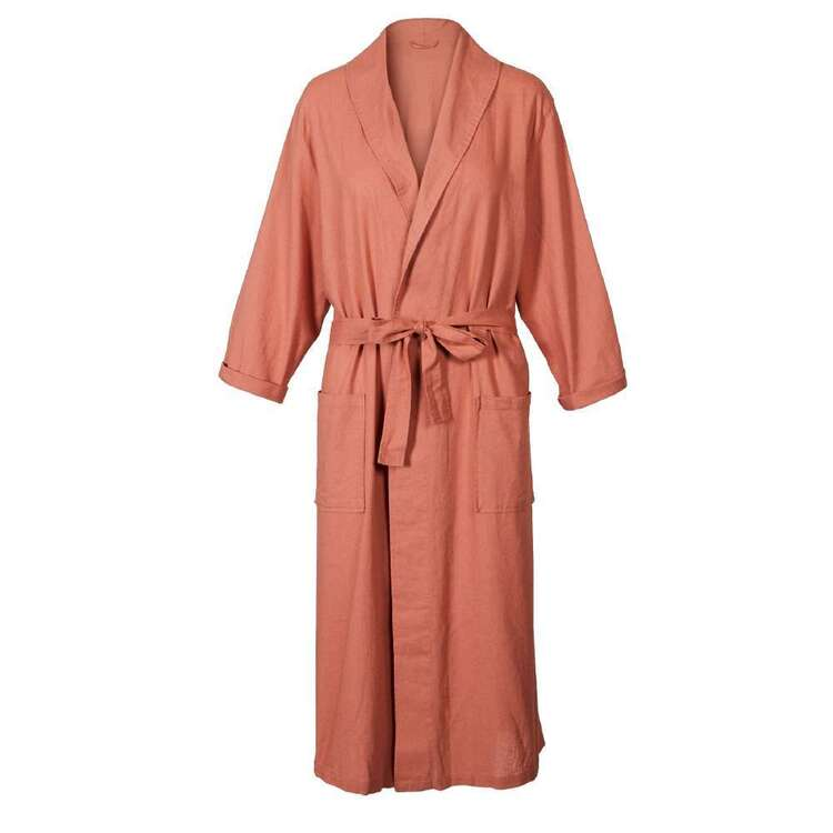 KOO Loft Linen Cotton Robe