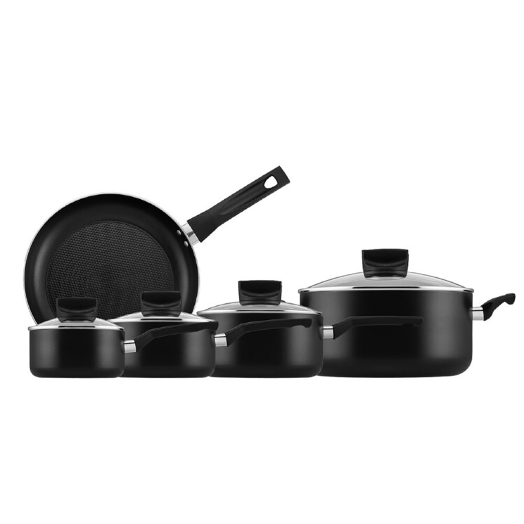 Prestige Cool Britannia 5 Piece Venting Cookware Set
