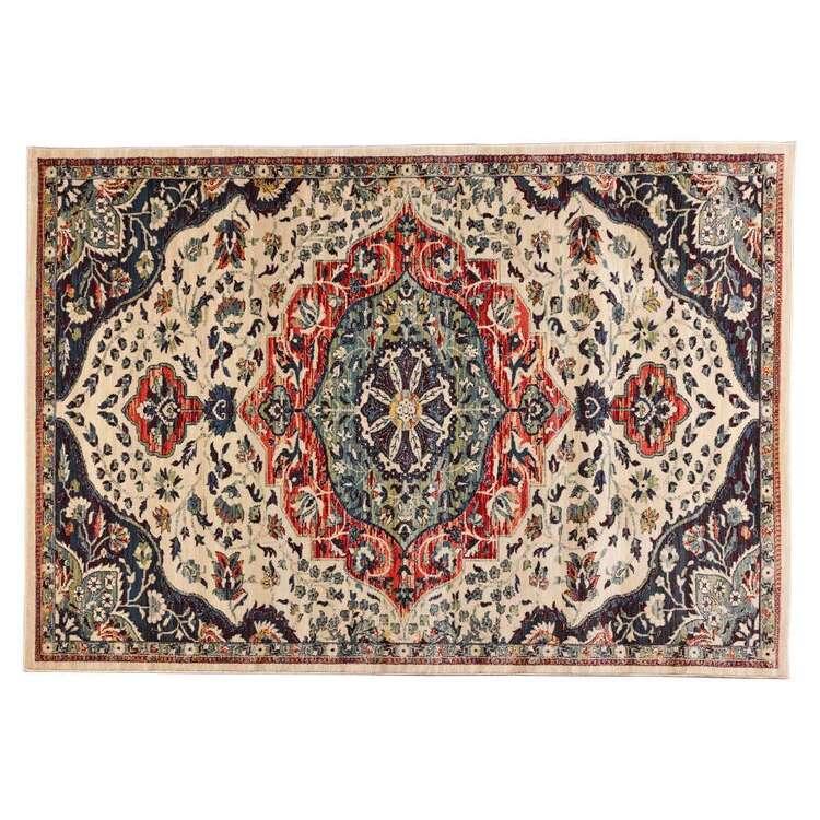 KOO Home Farah Woven Polypropylene Floor Rug