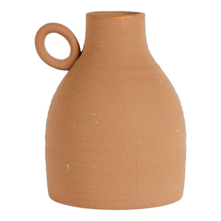 Living Space 13.2 x 12.7 x 16.5 cm Small Vase
